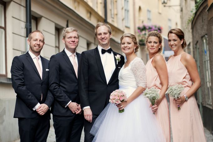 Summer wedding by Annelie Photography - 001