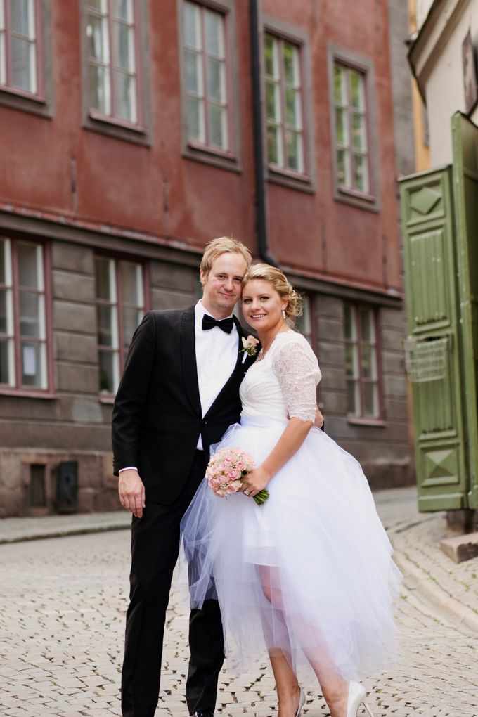 Summer wedding by Annelie Photography - 003