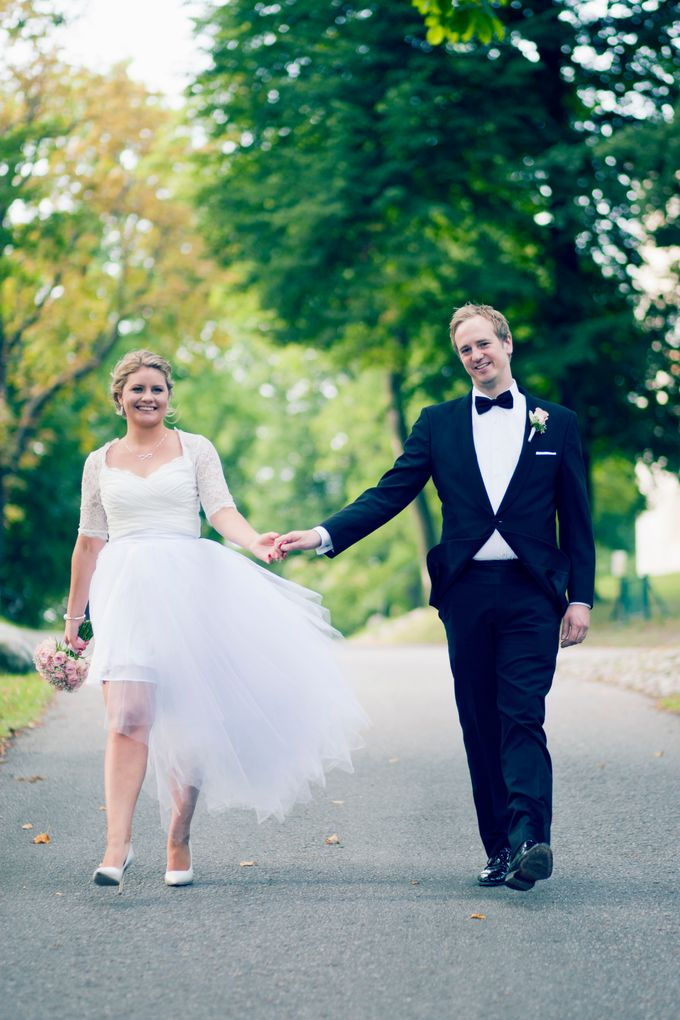 Summer wedding by Annelie Photography - 021