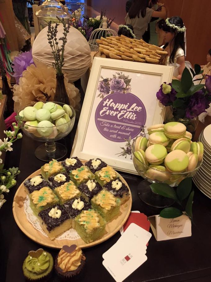 Creative Ideas and Mini Favors for Dessert Tables by Inthebrickyard - 007