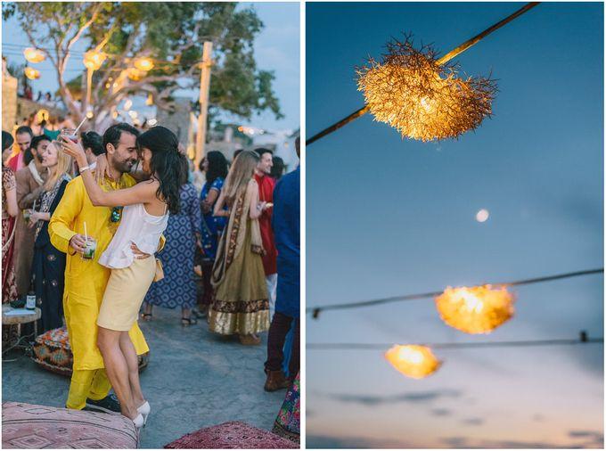 Wedding in Mykonos by Elias Kordelakos - 007
