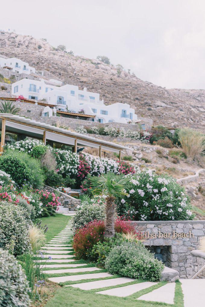 Wedding in Mykonos by Elias Kordelakos - 010