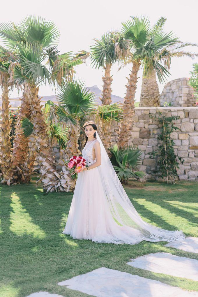Wedding in Mykonos by Elias Kordelakos - 019