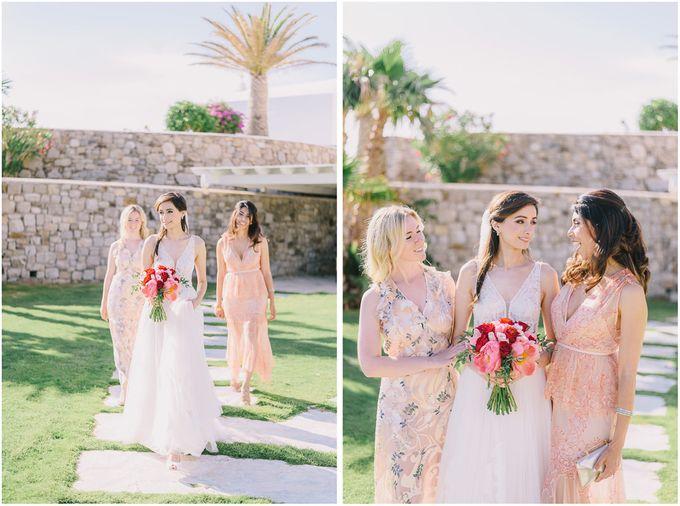 Wedding in Mykonos by Elias Kordelakos - 020