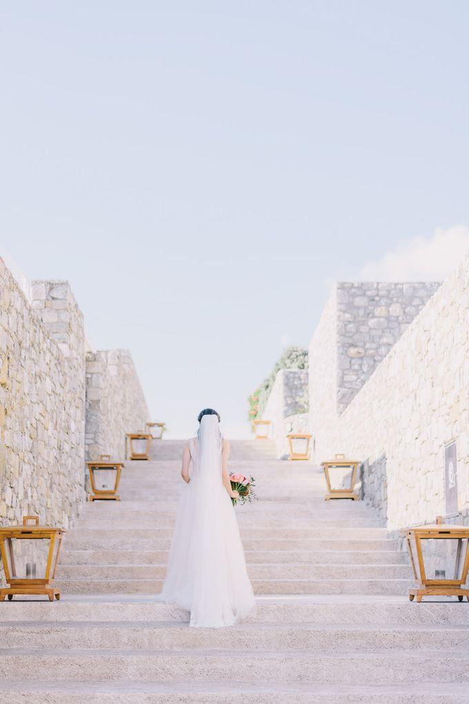 Wedding in Mykonos by Elias Kordelakos - 021
