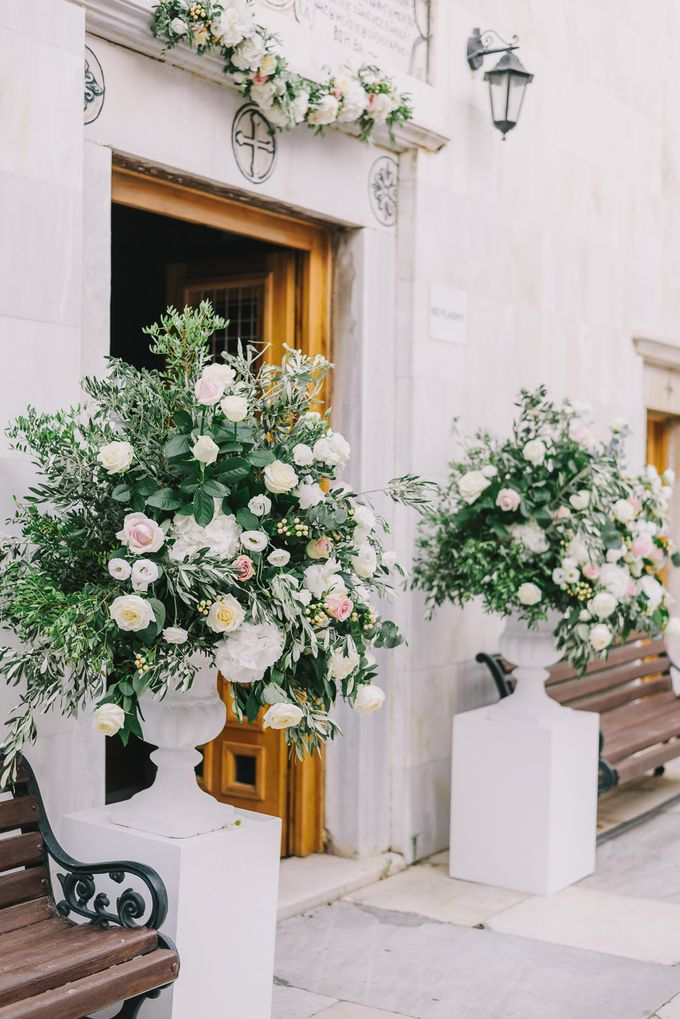 Wedding in Mykonos by Elias Kordelakos - 022