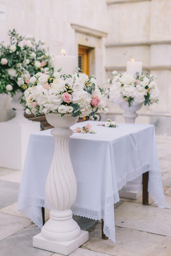 Wedding in Mykonos by Elias Kordelakos - 023