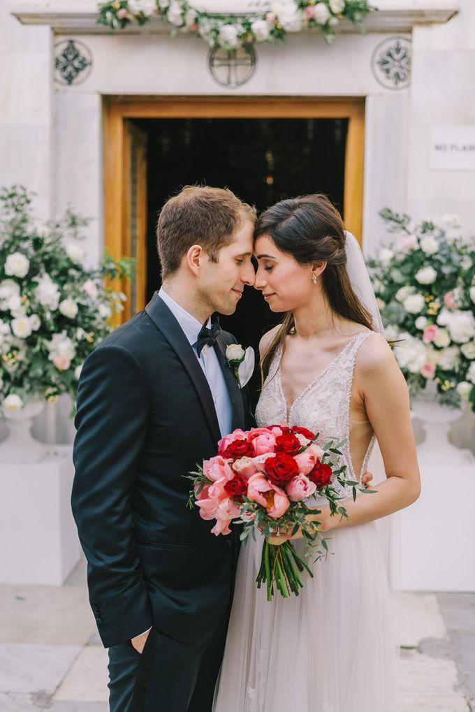 Wedding in Mykonos by Elias Kordelakos - 026