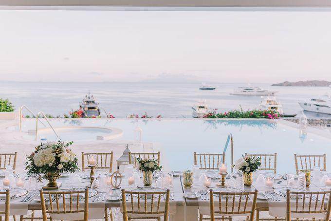 Wedding in Mykonos by Elias Kordelakos - 028