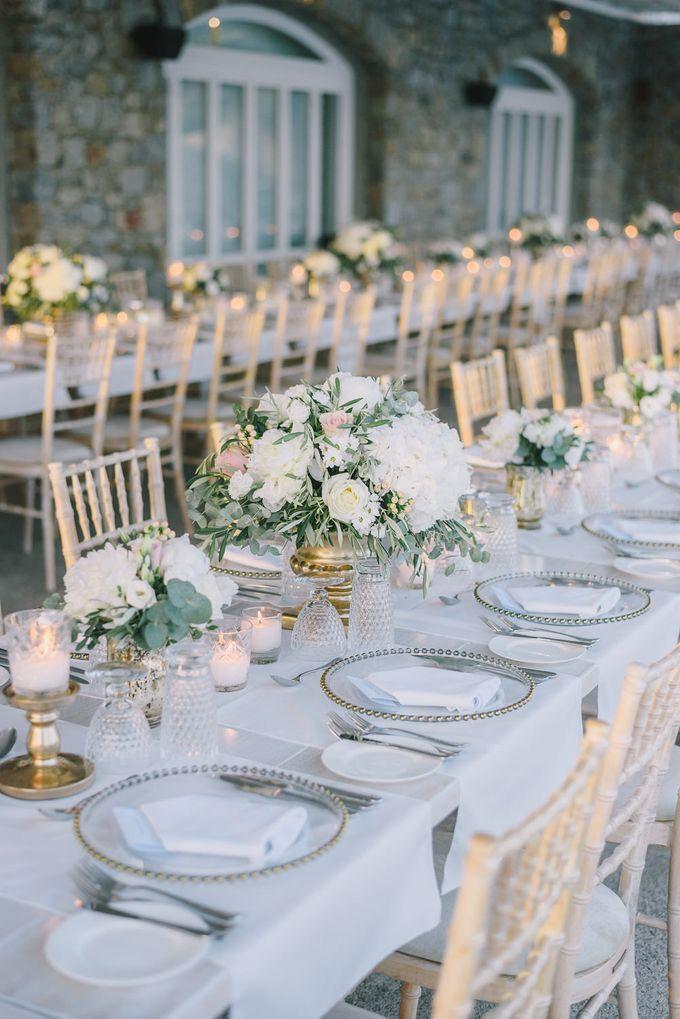 Wedding in Mykonos by Elias Kordelakos - 029