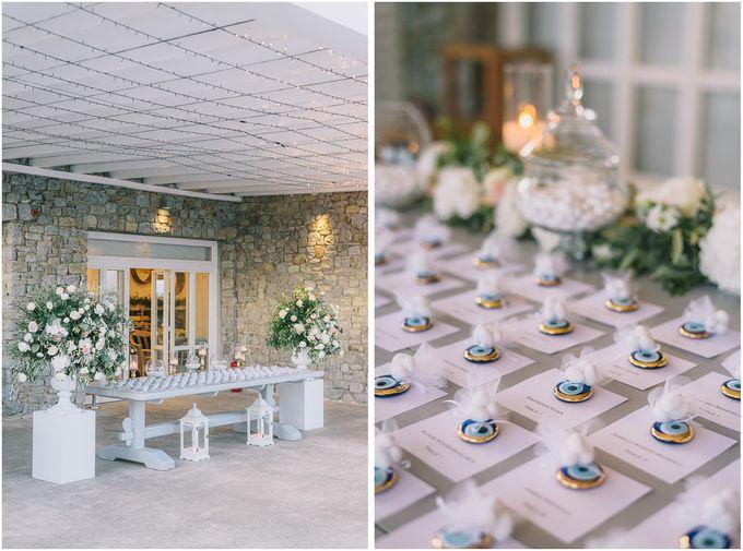 Wedding in Mykonos by Elias Kordelakos - 030