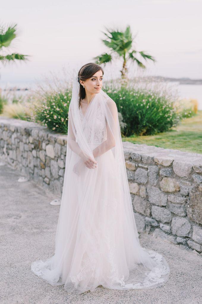 Wedding in Mykonos by Elias Kordelakos - 033