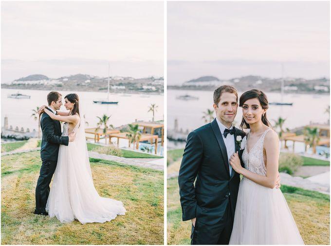 Wedding in Mykonos by Elias Kordelakos - 034