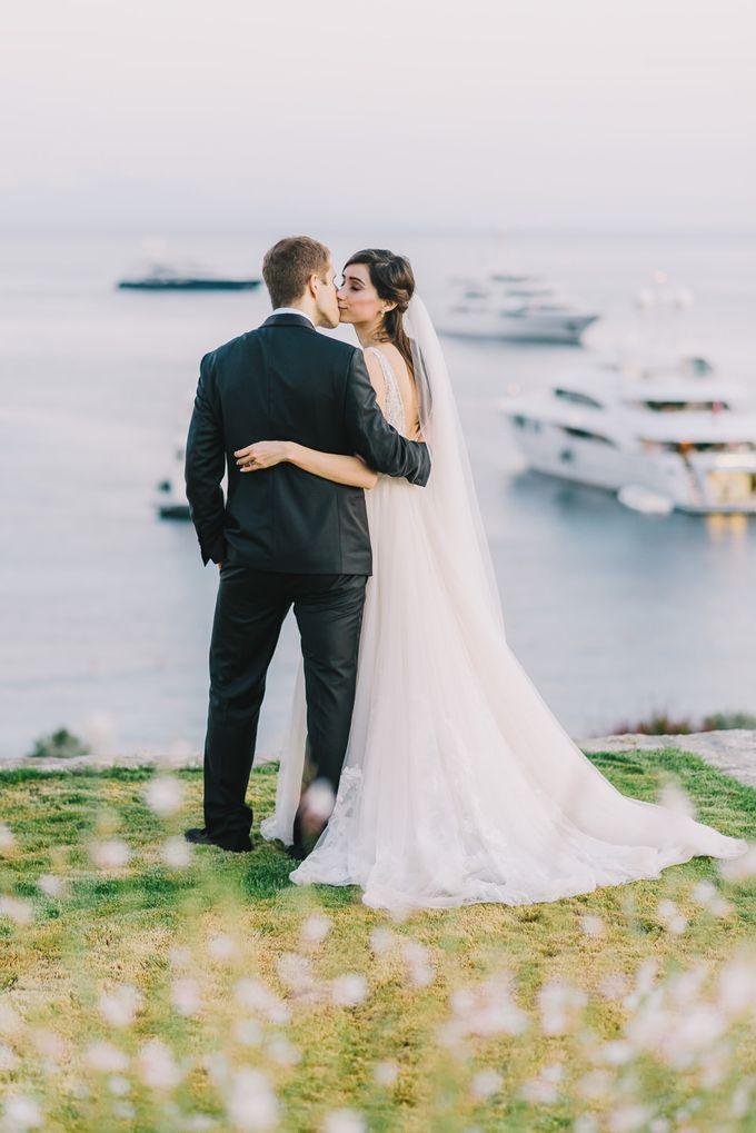 Wedding in Mykonos by Elias Kordelakos - 037