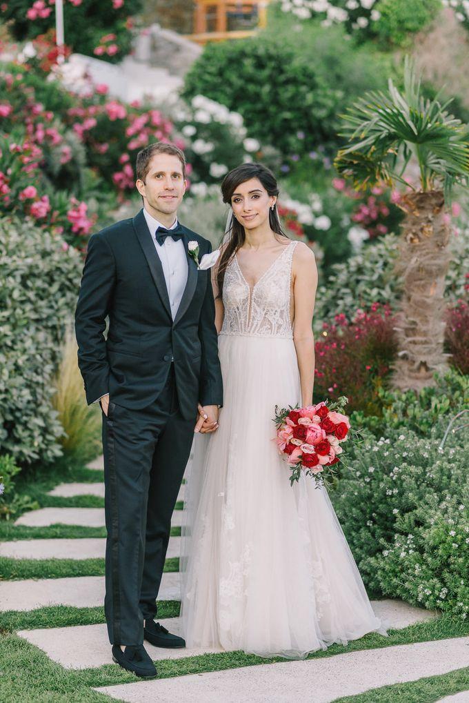 Wedding in Mykonos by Elias Kordelakos - 038