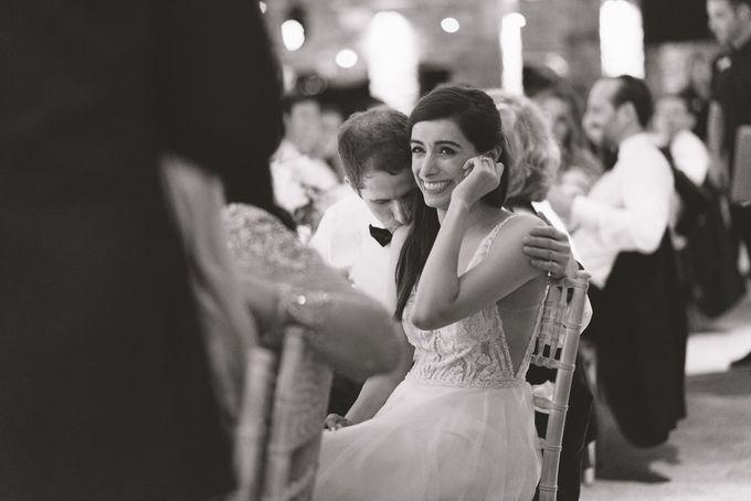 Wedding in Mykonos by Elias Kordelakos - 040