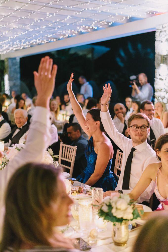 Wedding in Mykonos by Elias Kordelakos - 042