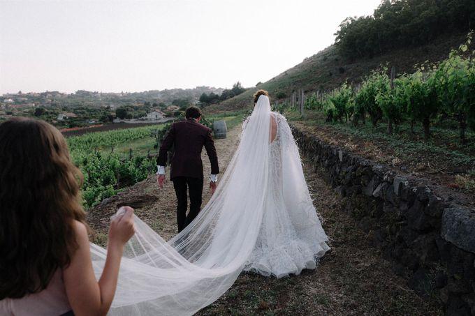 Bespoke Wedding under Etna Mount by My Sicilian Wedding - 014