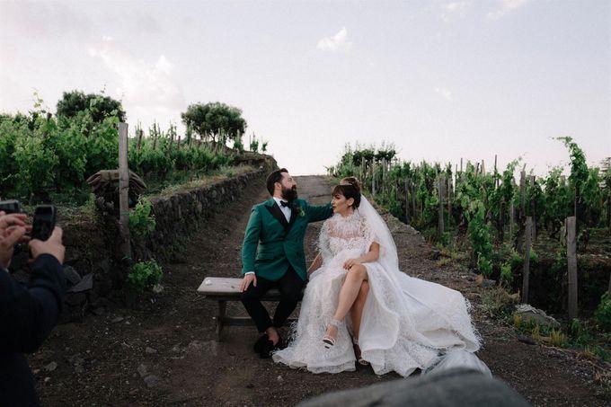 Bespoke Wedding under Etna Mount by My Sicilian Wedding - 019