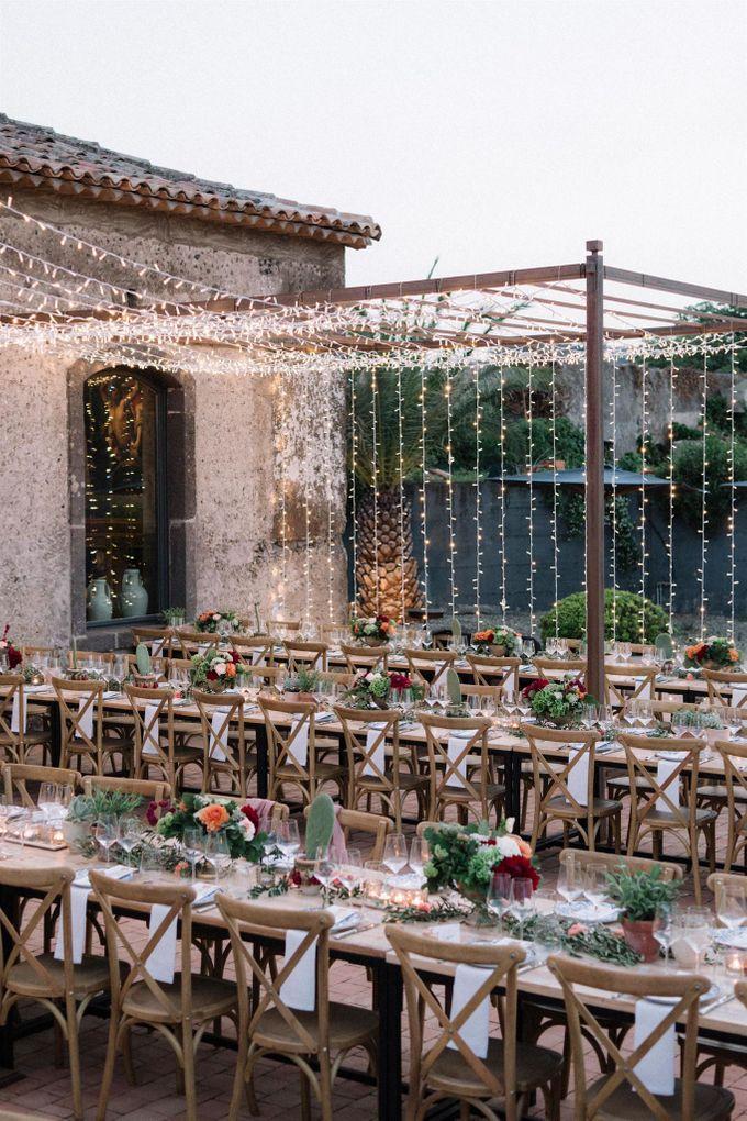 Bespoke Wedding under Etna Mount by My Sicilian Wedding - 023