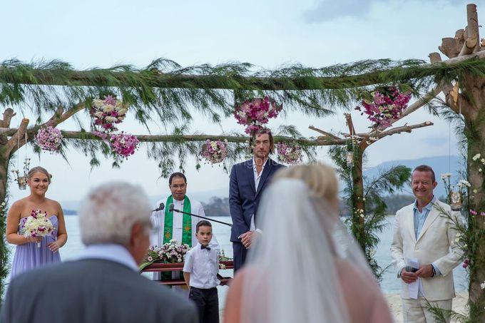 Caroline and Rob Wedding at Hotel Tugu Lombok by D'studio Photography Bali - 014