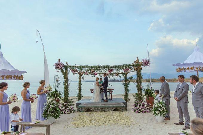 Caroline and Rob Wedding at Hotel Tugu Lombok by D'studio Photography Bali - 022