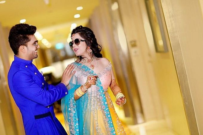 Destination wedding J W Marriott  Mussoorie Ritesh and Diksha by VivekkVikas Photography - 008