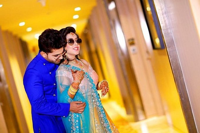 Destination wedding J W Marriott  Mussoorie Ritesh and Diksha by VivekkVikas Photography - 006