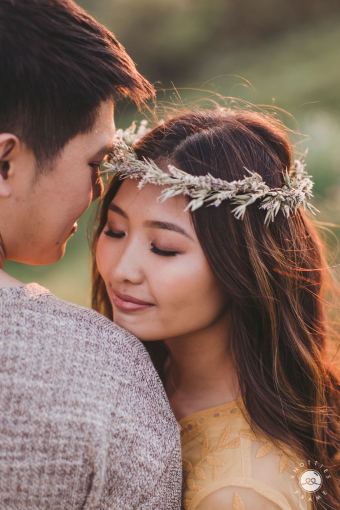 Destination Photography - Clara & Wei Chang by Knotties Frame - 001