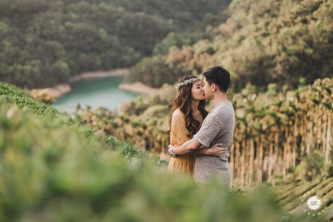 Destination Photography - Clara & Wei Chang by Knotties Frame - 009