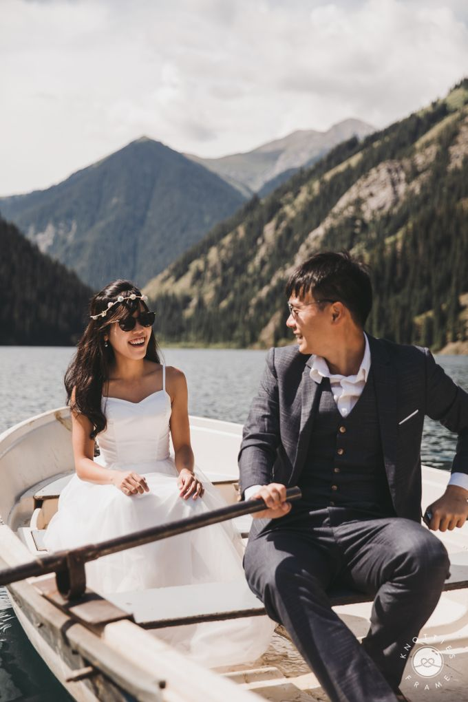 Destination Photography - Yi Ling & Marcus by Knotties Frame - 005