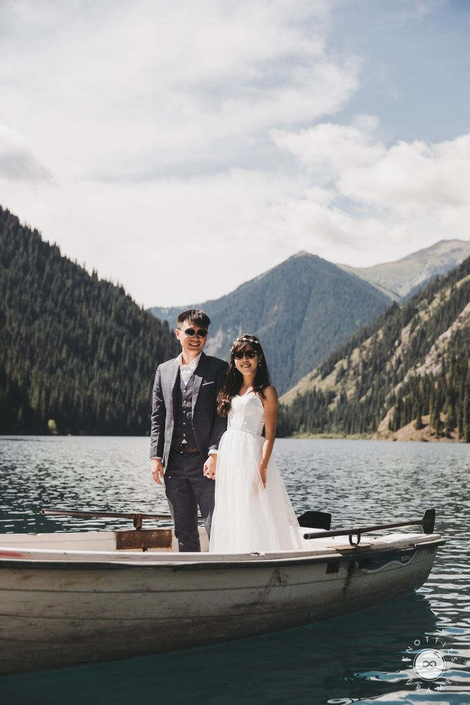 Destination Photography - Yi Ling & Marcus by Knotties Frame - 003