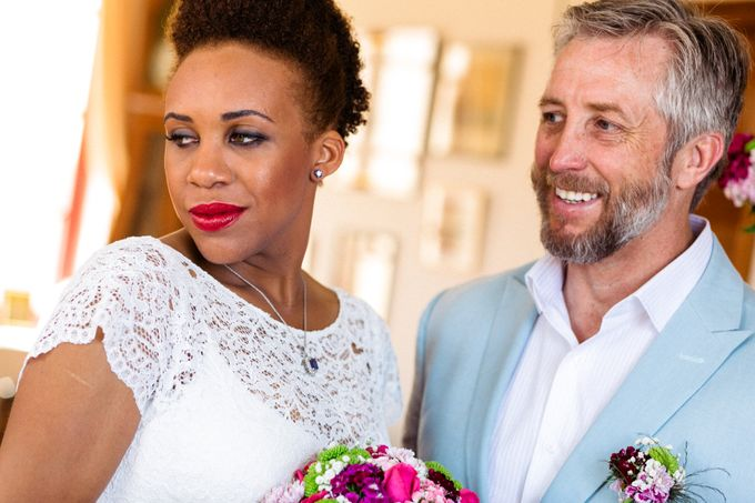 An Afro American wedding in Greece by MarrymeinGreece - 024