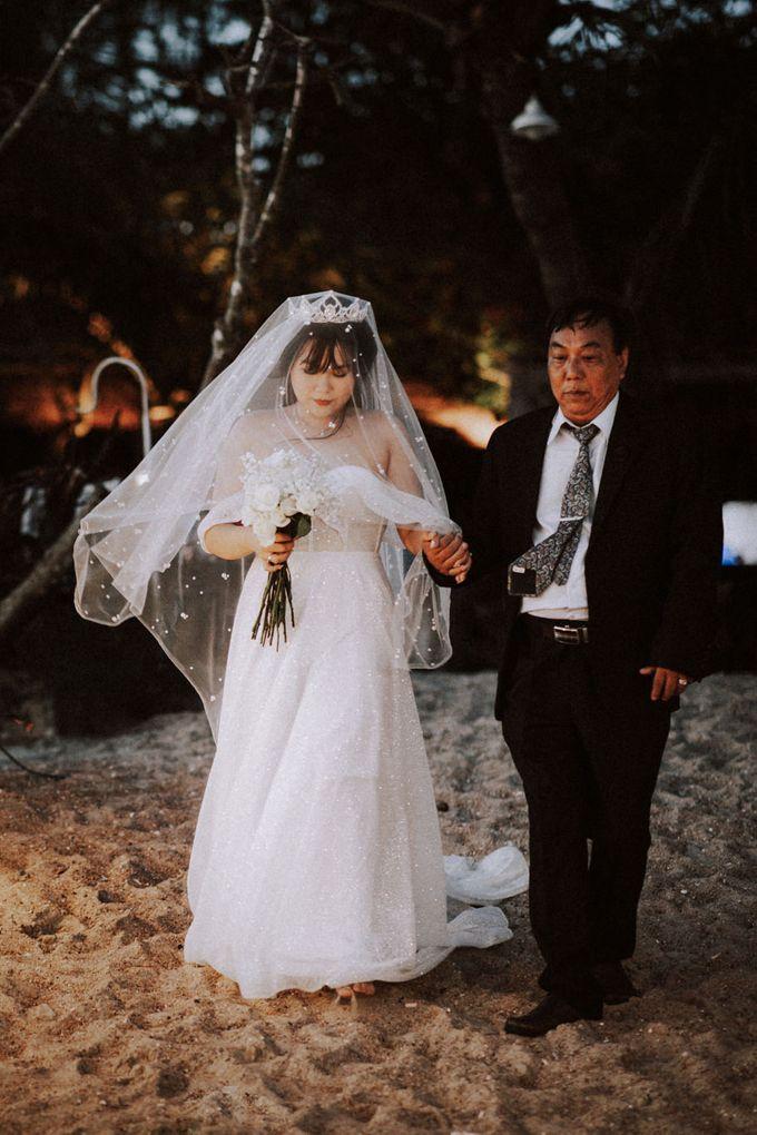Hoang & Phuc - Destination Wedding by Thien Tong Photography - 024