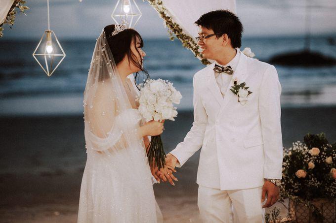 Hoang & Phuc - Destination Wedding by Thien Tong Photography - 030