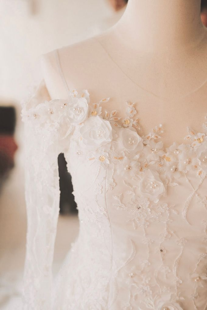 Wedding of Destiyani and Dimas by Le Clemmie by Amelia - 002