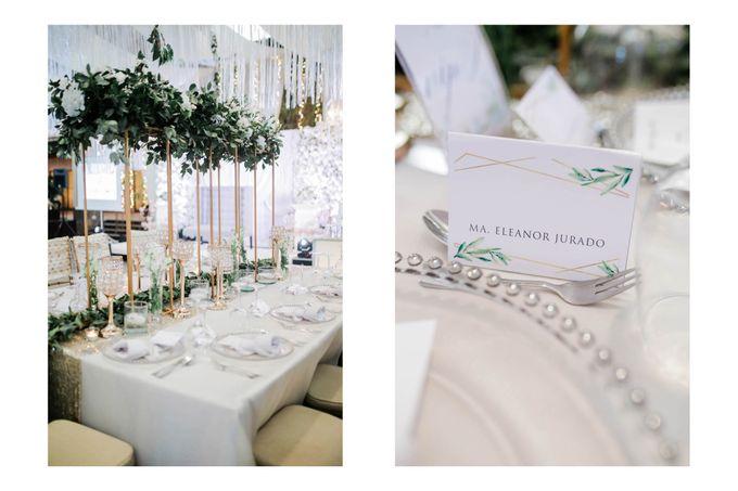 A Fresh and Modern Minimalist Iglesia Ni Cristo Wedding by Eye Candy Manila Event Styling Co. - 007