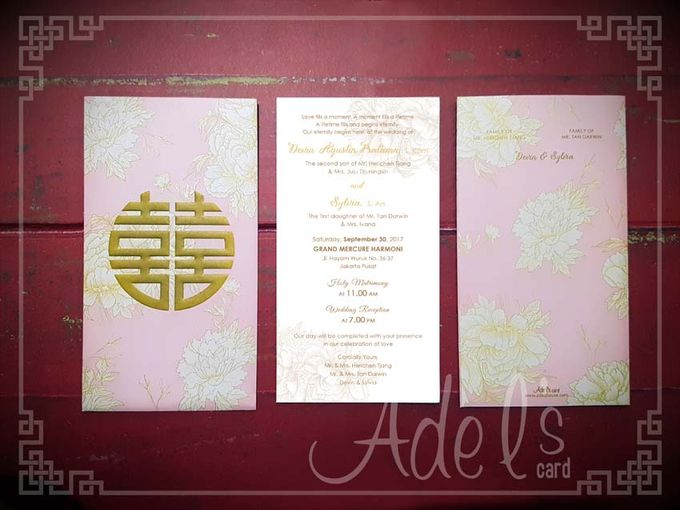 New In Gallery by Adel's House of card - 020