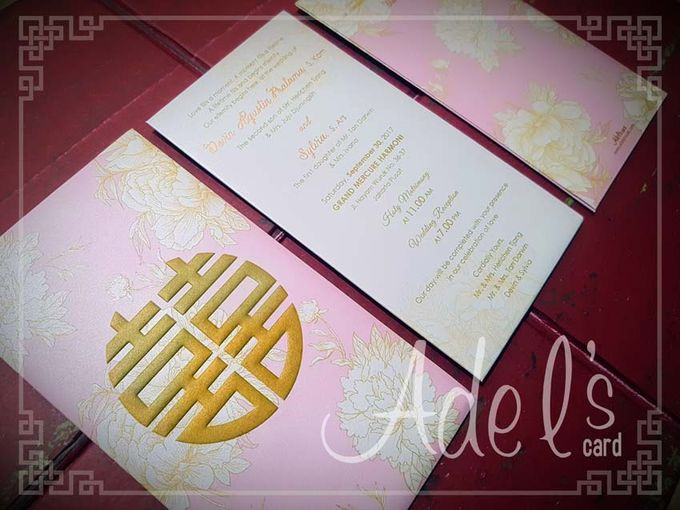 Hard Cover by Adel's House of card - 030