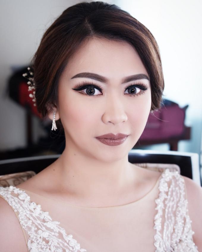 Fierce and bold look wedding Makeup by Dexterite Makeup Artist - 001