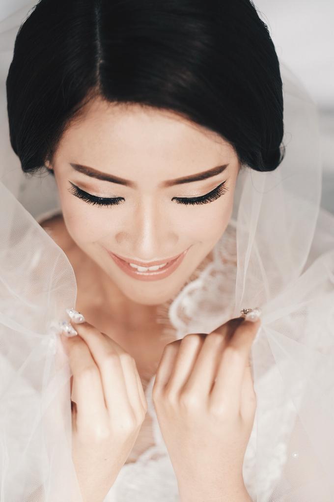 Luxury wedding of Hendrik & Lidia by Dexterite Makeup Artist - 003