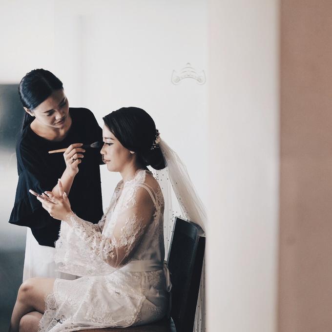 Luxury wedding of Hendrik & Lidia by Dexterite Makeup Artist - 005