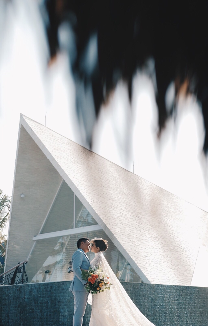 Pre-wedding of H&L by Dexterite Makeup Artist - 007