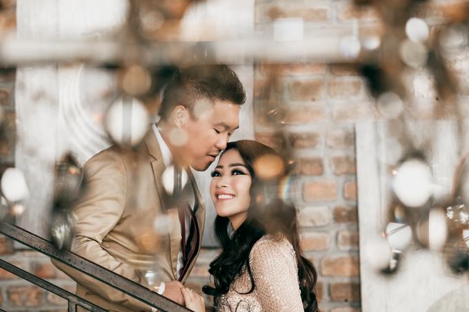 Pre-wedding of H&L by Dexterite Makeup Artist - 011