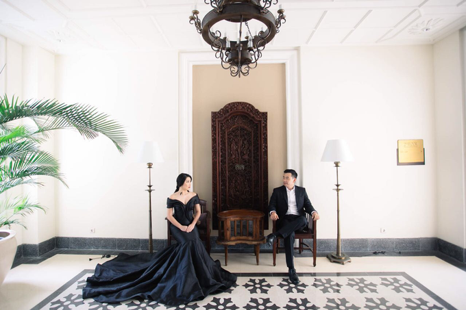 Exquisite Pre-wedding of Tommy and Sasa by Dexterite Makeup Artist - 004