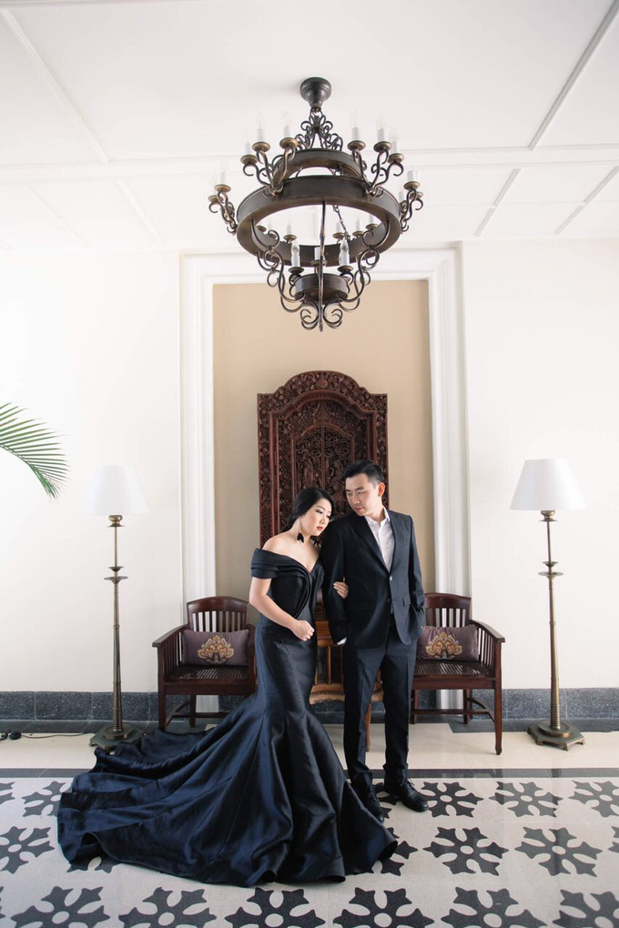 Exquisite Pre-wedding of Tommy and Sasa by Dexterite Makeup Artist - 003