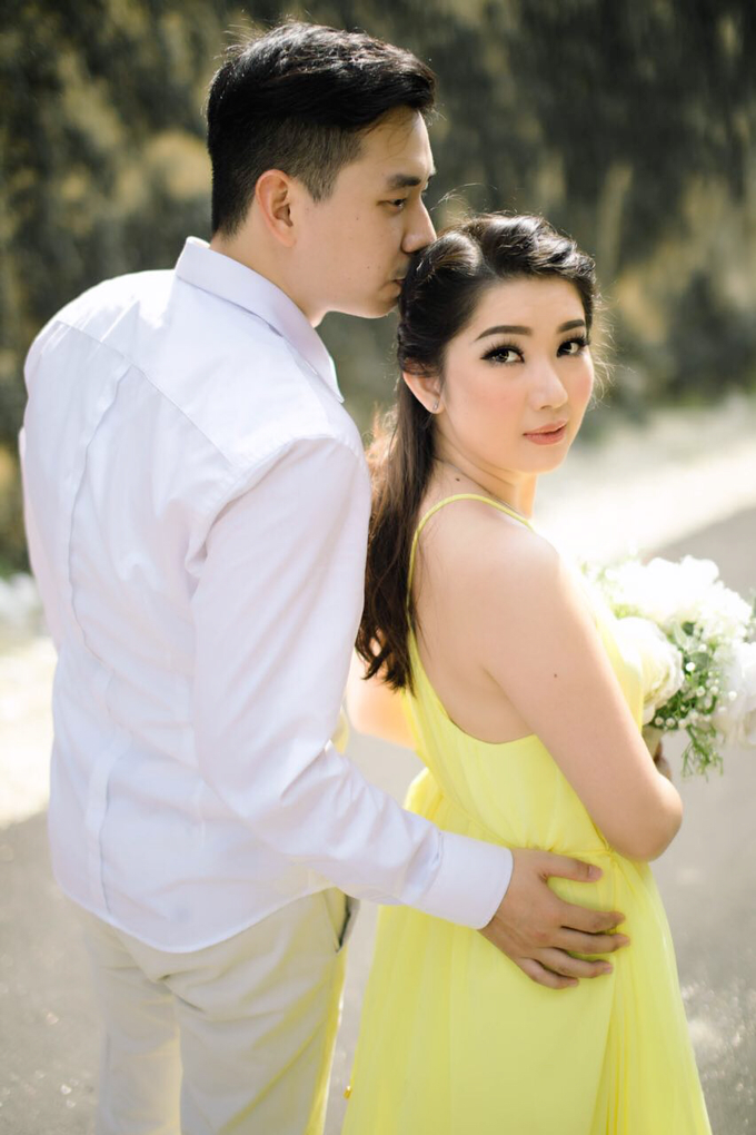 Exquisite Pre-wedding of Tommy and Sasa by Dexterite Makeup Artist - 002