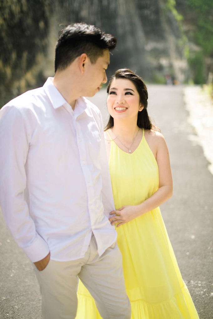 Exquisite Pre-wedding of Tommy and Sasa by Dexterite Makeup Artist - 011