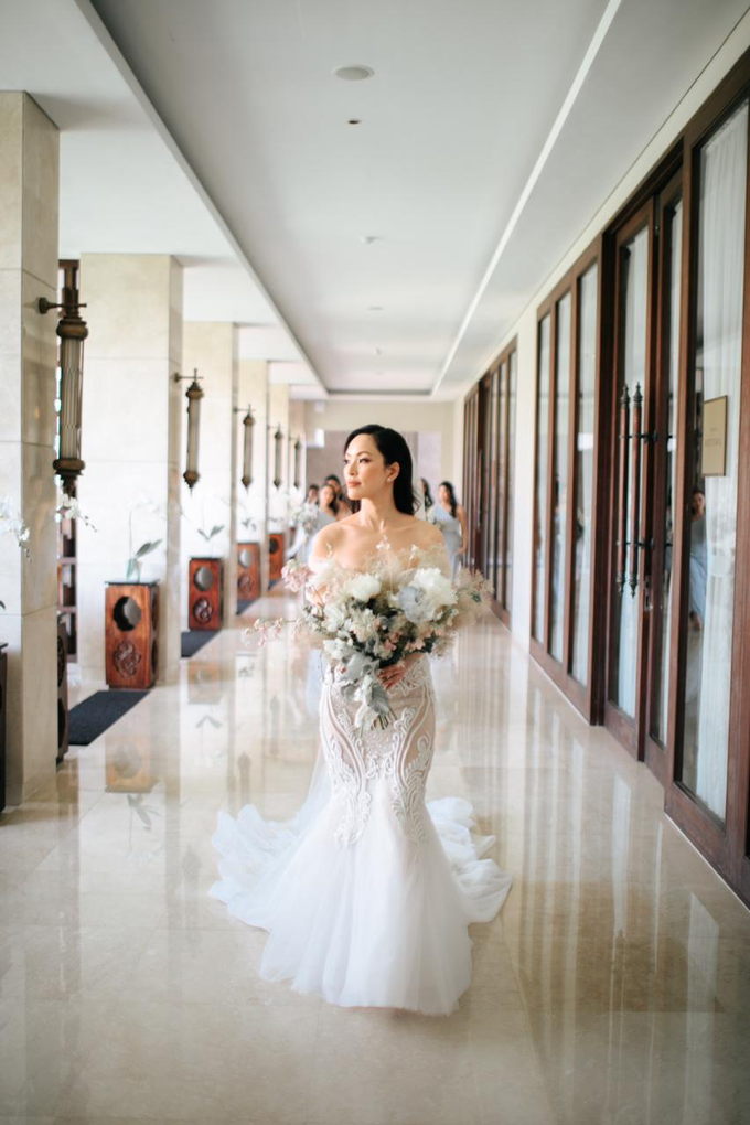 Ubud Wedding of Si Duong and Lily by Dexterite Makeup Artist - 005