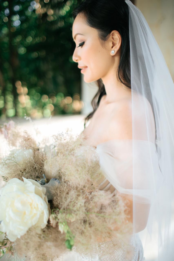 Ubud Wedding of Si Duong and Lily by Dexterite Makeup Artist - 002